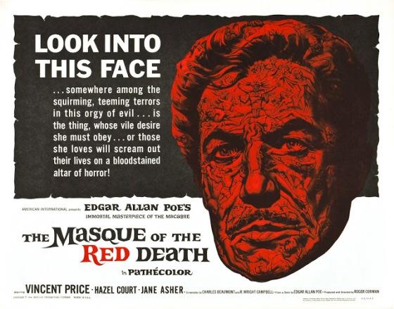 Le Masque de la mort rouge, un film de Roger Corman