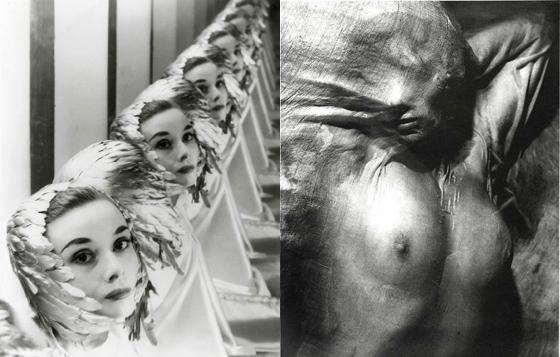 audrey hepburn 1952 - by erwin blumenfeld