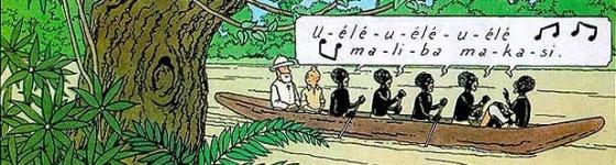 TintinAuCongoOlele