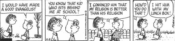 peanuts-evangelist
