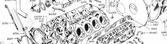 schéma moteur patrolin