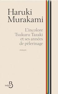 murakami - l'incolore tsukuru tazaki