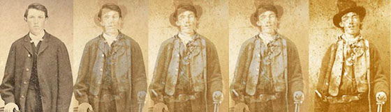 billy the kid photo